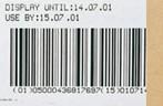 When barcode quiet zones go wrong