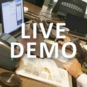 Warehouse Manager Live Demonstration